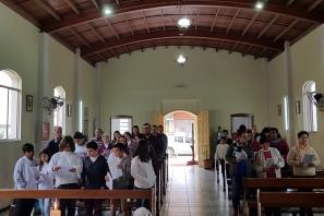 Capela Santa Terezinha, Chuí/RS