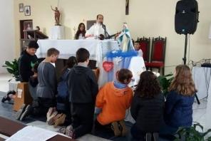 Missa em comunidade